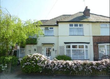 Thumbnail 4 bed semi-detached house for sale in Ribbledale Road, Mossley Hill, Liverpool
