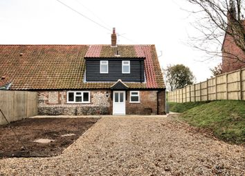 Thumbnail 3 bedroom cottage to rent in Ringstead, Hunstanton