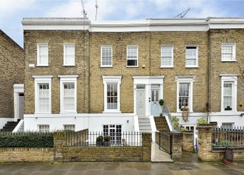 Thumbnail 4 bed terraced house for sale in Ufton Grove, London