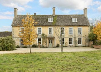 Thumbnail 5 bed country house to rent in Little Somerford, Chippenham