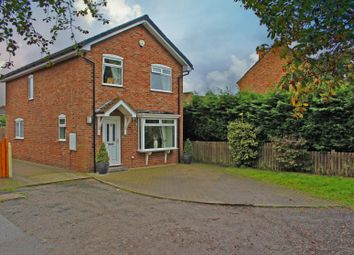 Thumbnail 4 bed detached house for sale in Bramley Avenue, Barlby, Selby