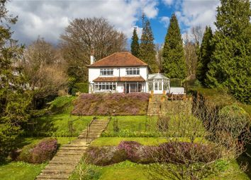 Thumbnail 4 bed detached house for sale in Gravelly Hill, Caterham, Surrey