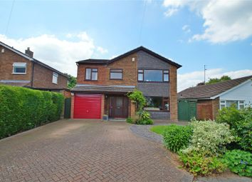 Thumbnail 4 bed detached house for sale in Musgrave Road, Chinnor