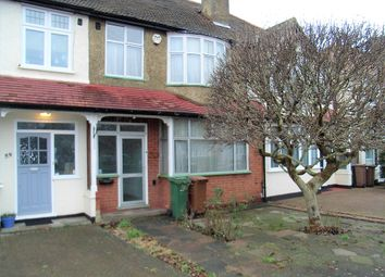 Thumbnail 3 bed terraced house for sale in Sandringham Road, Worcester Park