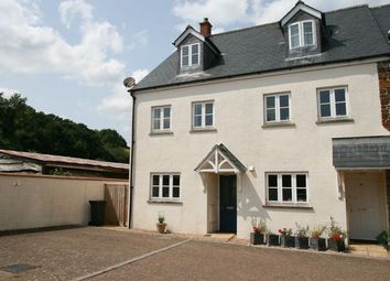 Thumbnail 4 bed terraced house for sale in Newton Court, Bampton, Tiverton