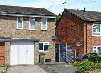Thumbnail 3 bed semi-detached house for sale in Wellington Road, Orpington, Kent