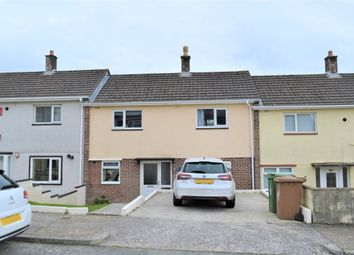 Thumbnail 2 bed terraced house to rent in Goodwin Avenue, Plymouth