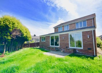 Thumbnail 4 bed detached house for sale in Church Street, Gawber, Barnsley