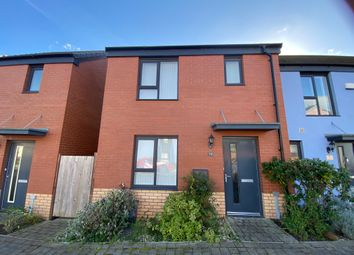 Thumbnail 3 bed end terrace house for sale in Mariners Walk, Barry