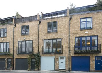 Thumbnail 4 bed mews house for sale in North Mews, Bloomsbury
