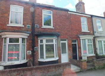 Thumbnail 2 bedroom terraced house for sale in Wellington Street, Gainsborough