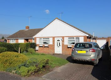 Thumbnail 2 bed semi-detached bungalow for sale in The Croft, Harwell, Oxfordshire
