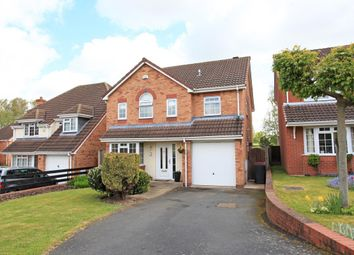 Thumbnail 4 bedroom detached house for sale in St. Agathas Close, Wellington, Telford