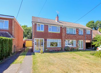 Thumbnail 3 bed semi-detached house for sale in Hackington Road, Tyler Hill, Canterbury