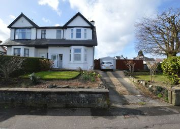 Thumbnail 3 bedroom semi-detached house for sale in Tylney Road, Paisley