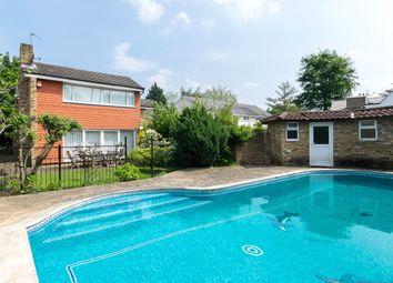 Thumbnail 5 bed detached house for sale in Corscombe Close, Kingston Upon Thames