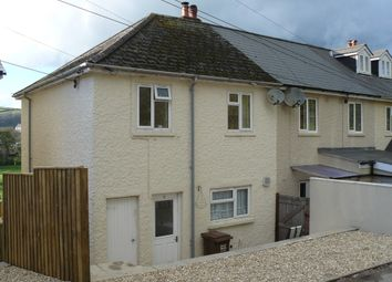 Thumbnail 2 bed end terrace house for sale in Ford Road, Bampton, Tiverton