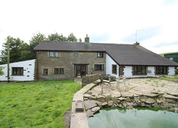 Thumbnail 4 bed detached house for sale in Hillside Crescent, Bacup