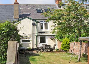 Thumbnail 3 bed terraced house for sale in Orchard Terrace, Church Street, Sidford, Sidmouth