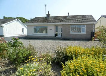 Thumbnail 3 bed detached bungalow for sale in Cilgerran Road, Penybryn, Cardigan