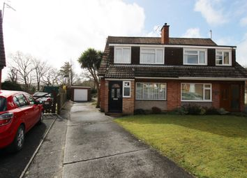 Thumbnail 3 bed semi-detached house for sale in Portal Place, Ivybridge