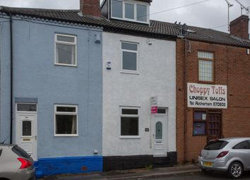 Thumbnail 3 bed terraced house for sale in Fitzwilliam Street, Swinton, Mexborough