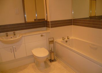 Thumbnail 2 bed flat to rent in Kensington Oval, Boathouse Field, Lichfield, Staffordshire