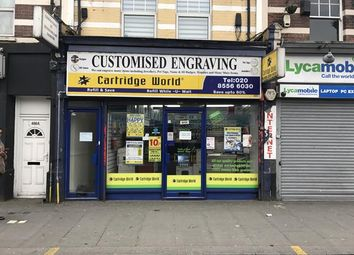 Thumbnail Retail premises to let in 464 Hoe Street, Walthamstow, London