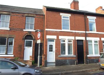 Thumbnail 2 bed terraced house for sale in Oxford Street, Spondon, Derby