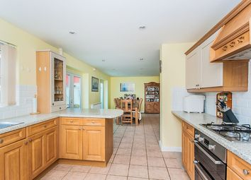 Thumbnail 5 bed detached house for sale in Hannington Close, Whittlesey, Peterborough