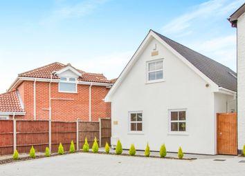Thumbnail 3 bed detached bungalow for sale in Little Glen Road, Glen Parva, Leicester