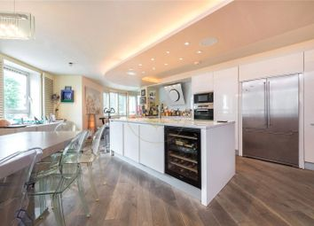 Thumbnail 4 bed flat to rent in Greville Road, London