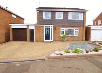 Thumbnail 4 bed detached house for sale in Bradwell Road, Peterborough, Cambridgeshire