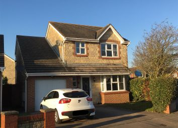 Thumbnail 4 bed detached house for sale in St. Annes Crescent, Undy, Caldicot