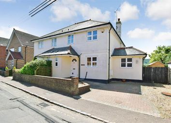 Thumbnail 3 bed semi-detached house for sale in Charlton Street, Steyning, West Sussex