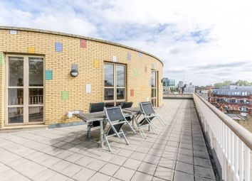 Thumbnail 3 bed flat to rent in Farm Lane, Fulham Broadway, London