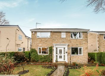 Thumbnail 4 bed detached house for sale in Bramham Road, Bingley