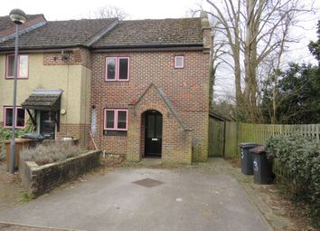 Thumbnail 3 bed end terrace house for sale in Brickwoods Close, Romsey