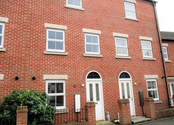 Thumbnail 4 bed terraced house to rent in The Nettlefolds, Telford, Hadley