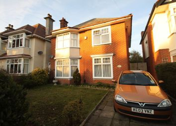 Thumbnail 6 bed detached house to rent in Talbot Hill Road, Winton, Bournemouth