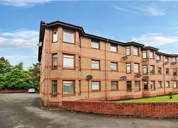 Thumbnail 2 bed flat for sale in Park Court, Shotts