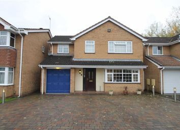 Thumbnail 4 bed detached house for sale in Radbourne Drive, Halesowen
