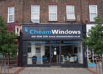 Cheam Common Road, Worcester Park KT4. Retail premises