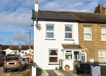 Thumbnail 4 bed end terrace house for sale in Addington Road, Croydon