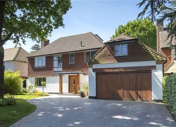 Golf Club Drive, Coombe Hill KT2. 5 bed detached house