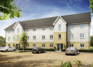 Thumbnail 2 bed flat for sale in Plot 292, Liberton Park, Liberton Gardens, Edinburgh
