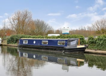 Thumbnail 1 bedroom houseboat for sale in Packet Boat Marina, Packet Boat Lane, Uxbridge