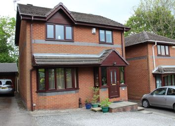 Thumbnail 3 bed detached house for sale in Lowood Close, Milnrow, Rochdale