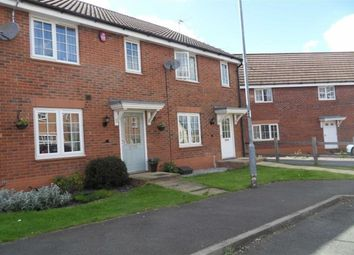 Thumbnail 3 bed terraced house to rent in Abbey Close, Shepshed, Loughborough