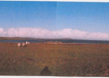 Thumbnail Land for sale in Eday, Orkney